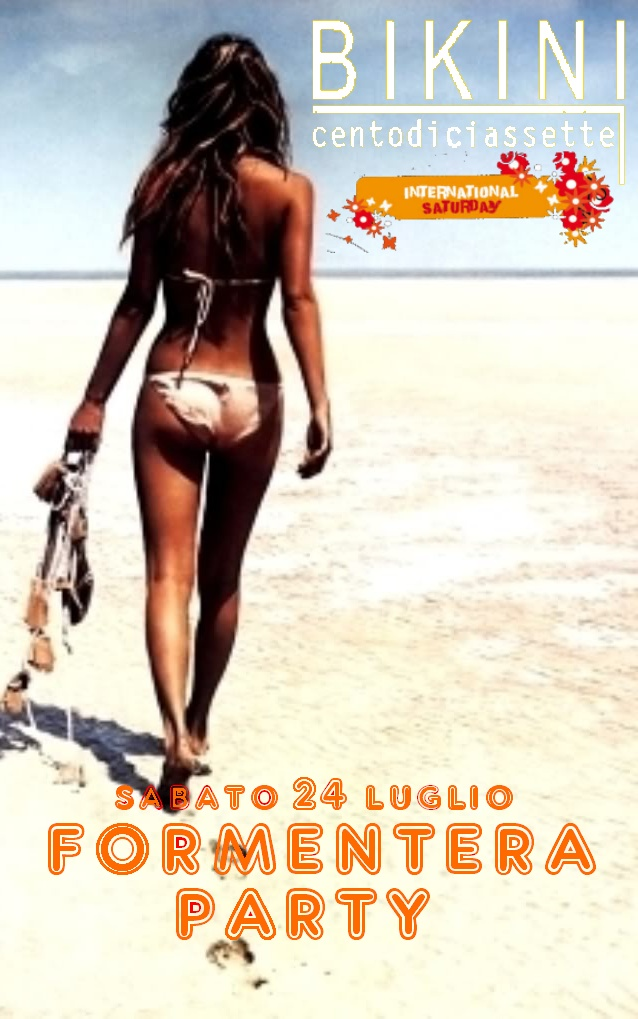 Bikini 117 Cattolica - Formentera Party