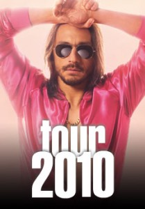 Bob Sinclar Wordl Tour 2010 - peter Pan Riccione