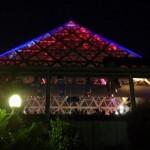 piramide del Cocoricò di Riccione