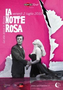 Manifesto Notte Rosa 2010