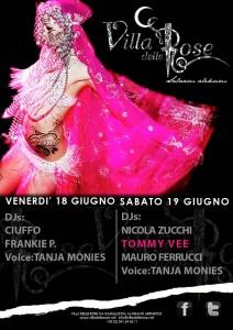 programma Villa delle Rose - 18 - 19 Giugno 2010